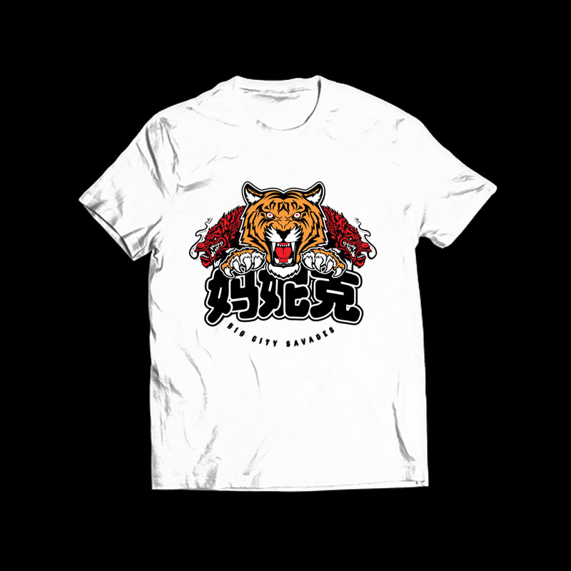 d867e8515 Big City Savage T-Shirt – Maniks